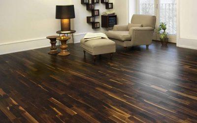 Suelos de madera maciza para su hogar